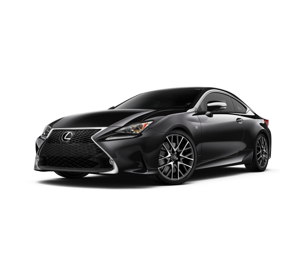 2018 Lexus RC 350 Vehicle Photo in Bedford, NH 03110