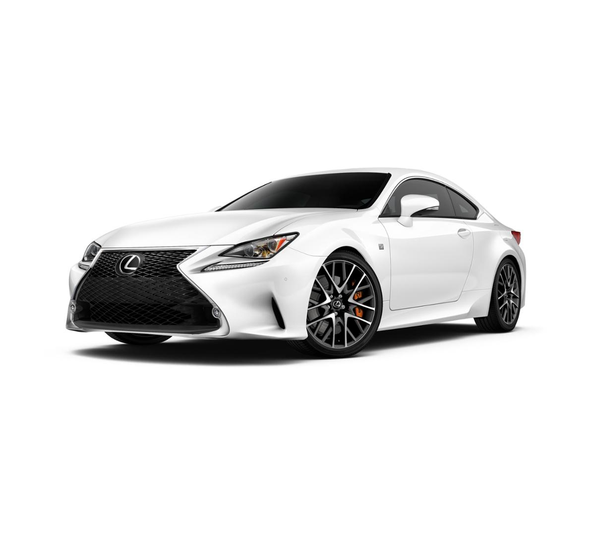 2018 Lexus RC 300 Vehicle Photo in Santa Monica, CA 90404