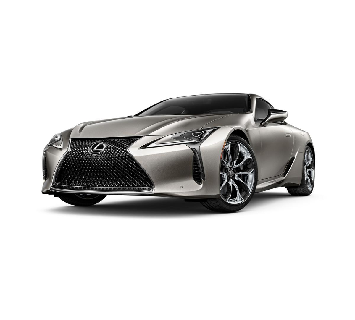 2018 Lexus LC 500 Vehicle Photo in Fort Worth, TX 76132