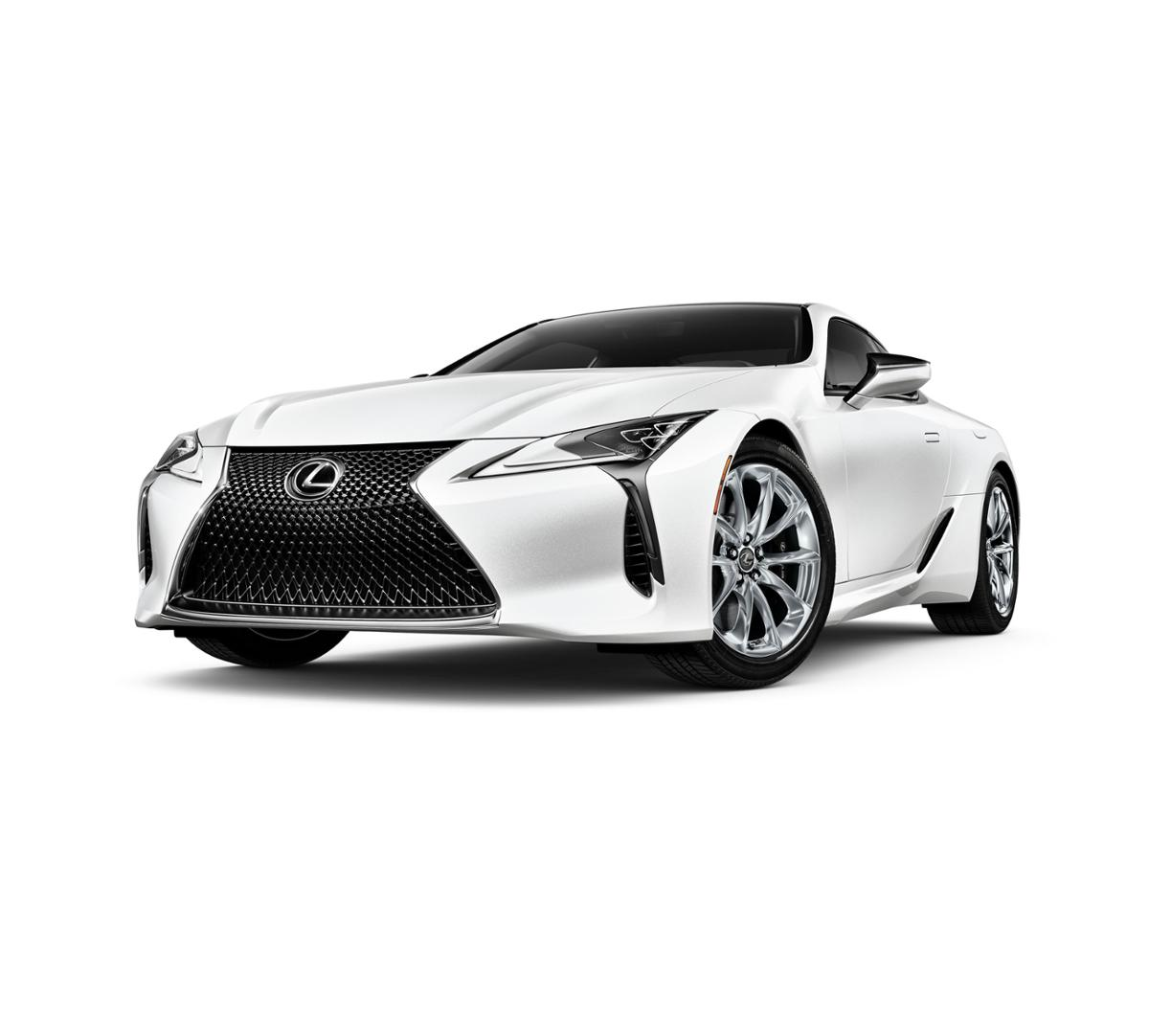 2018 Lexus LC 500 Vehicle Photo in Dallas, TX 75209