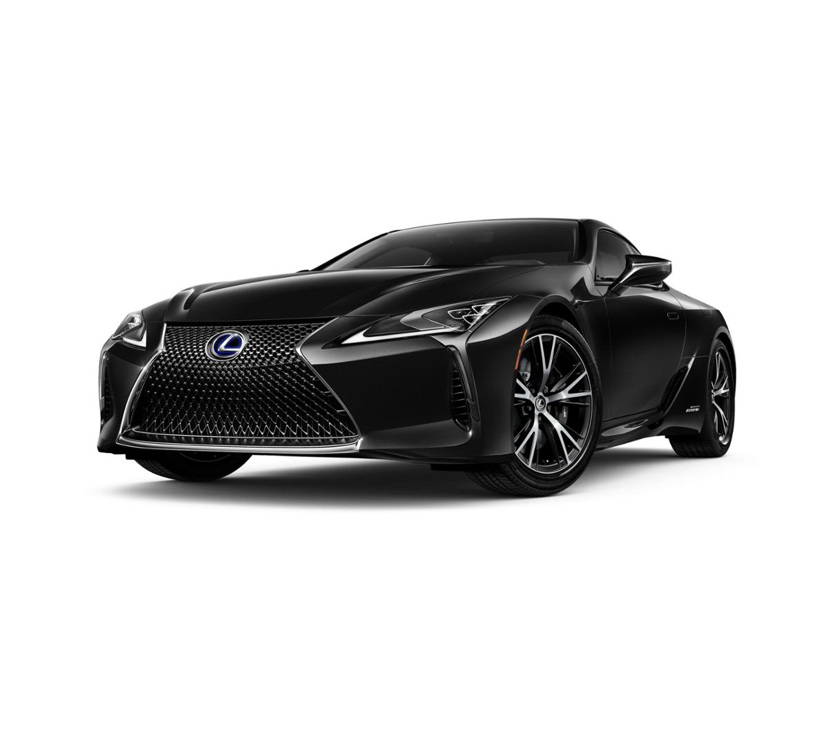 Lexus Dealerships In Ct: Towson Caviar 2018 Lexus LC 500h: New Car For Sale -Y21492
