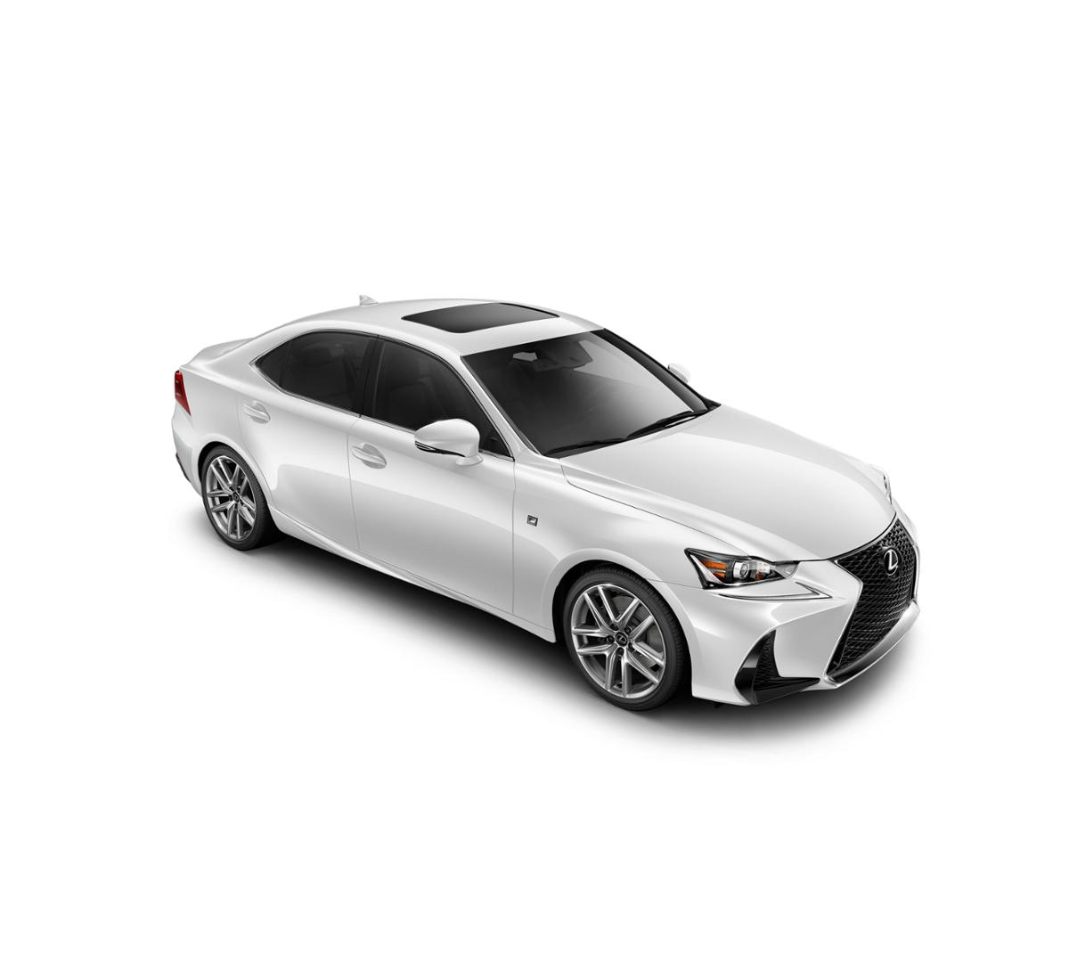 2019 Lexus IS 350 For Sale Near Los Angeles