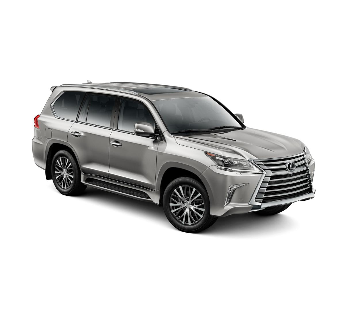 2019 Lexus LX 570 Vehicle Photo in Santa Monica, CA 90404