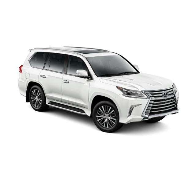 White Lexus Suv >> Dallas New 2019 Lexus Lx 570 Eminent White Pearl Suv For Sale