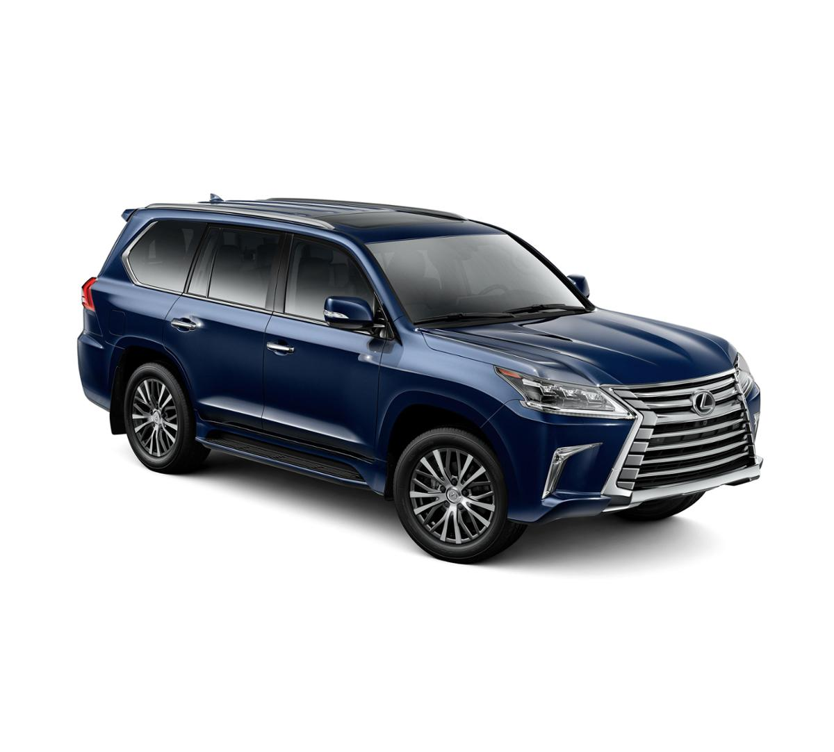 2019 Lexus LX 570 Vehicle Photo in Houston, TX 77074