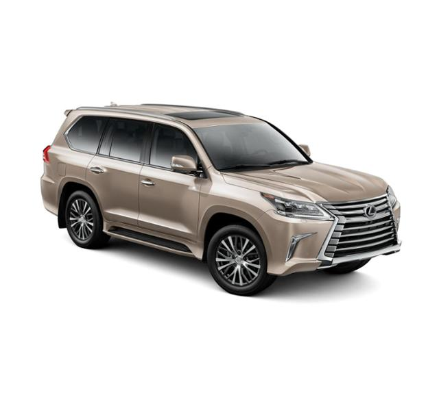 2019 Lexus LX 570 - Houston, TX - Sterling McCall Lexus - K4298643