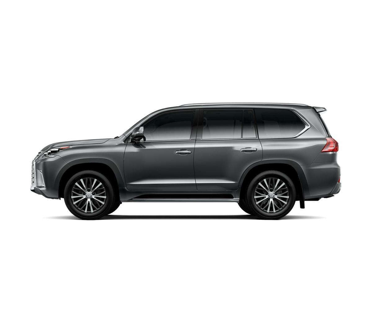 Fort Worth New 2019 Lexus LX 570 Nebula Gray Pearl: Suv for Sale in