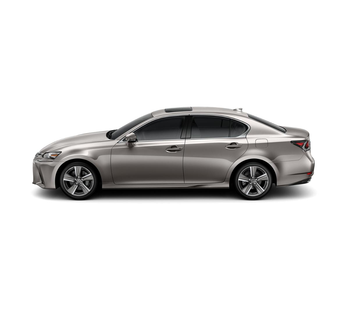 East Haven Lexus GS 350 2019 Atomic Silver: New Car For