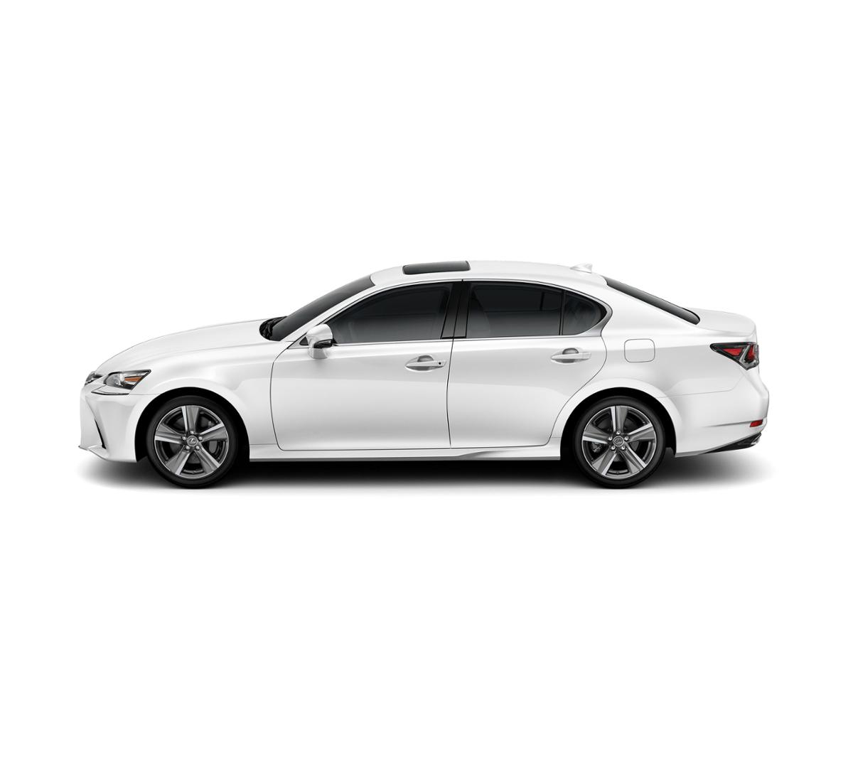 New Eminent White Pearl 2019 Lexus GS 350 In West Palm