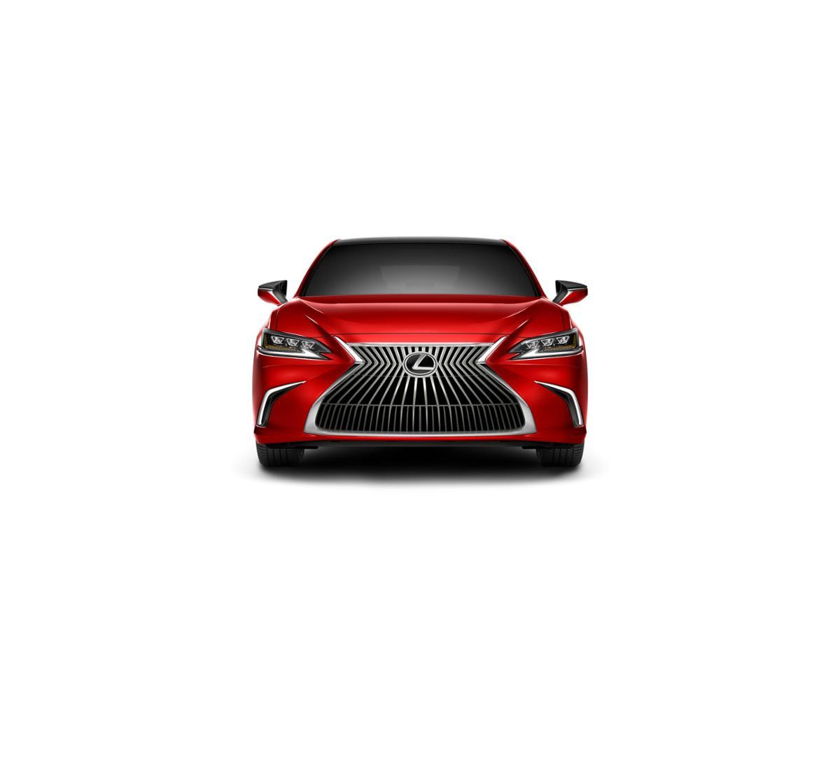 Audi Dealer Bay Area: New Matador Red Mica 2019 Lexus ES 350 Ultra Luxury For