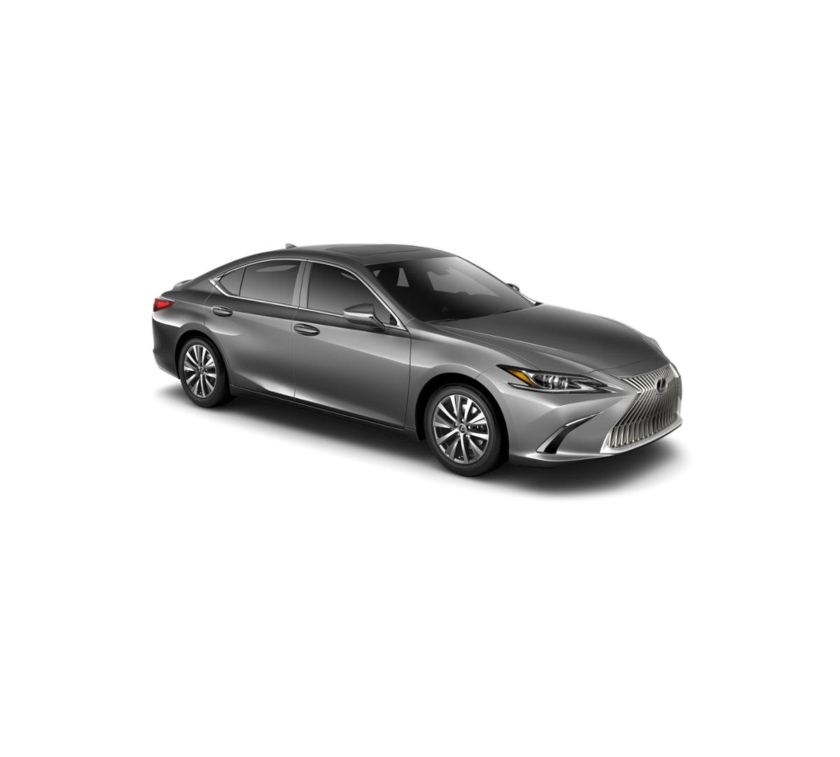 Lexus Es 350 For Sale: New 2019 Nebula Gray Pearl Lexus ES 350 For Sale In White
