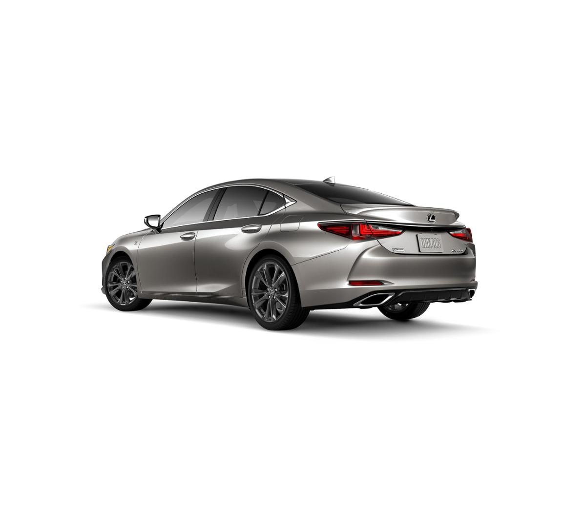 Lexus Es 350 For Sale: New 2019 Atomic Silver Lexus ES 350 For Sale In White