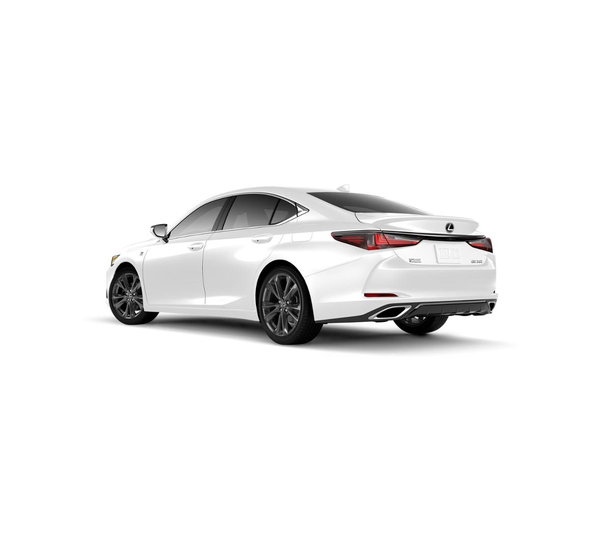 Fort Worth New 2019 Lexus ES 350 Ultra White: Car for Sale in DFW