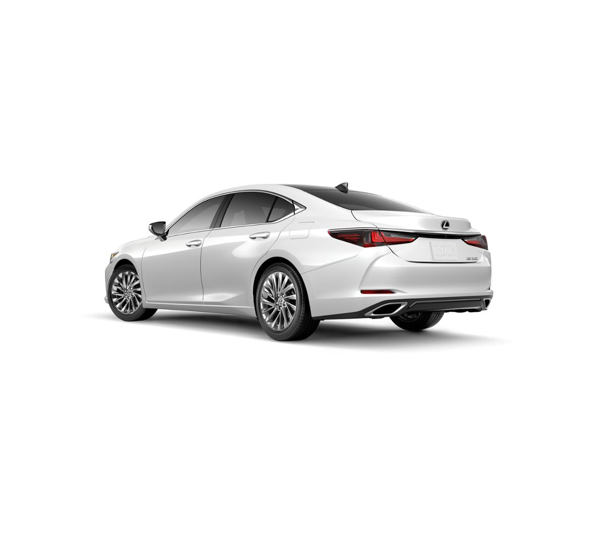 Lexus Es 350 For Sale: Freehold Eminent White Pearl 2019 Lexus ES 350 New For