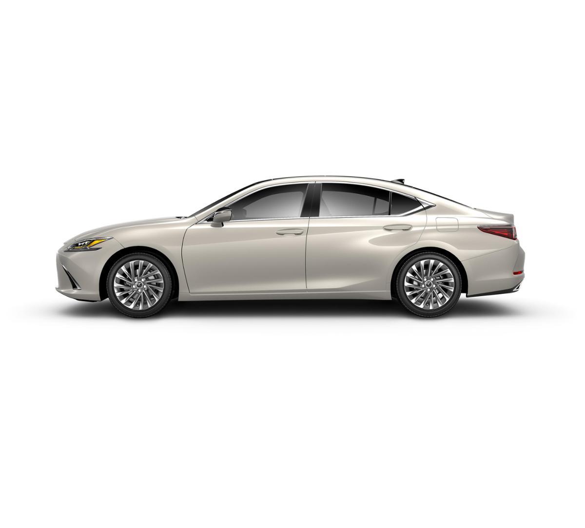 Audi Dealer Bay Area: New Moonbeam Beige Metallic 2019 Lexus ES 350 Ultra Luxury