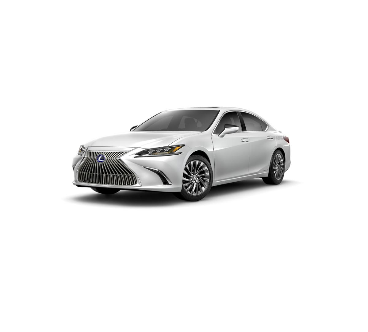 2019 Lexus ES 300h Vehicle Photo in Houston, TX 77074