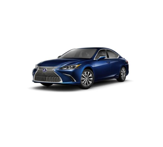 Fort Worth New 2019 Lexus Es 300h Nightfall Mica Car For Sale In