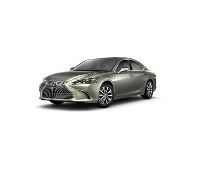 Fort Worth New 2019 Lexus ES 300h Sunlit Green: Car for