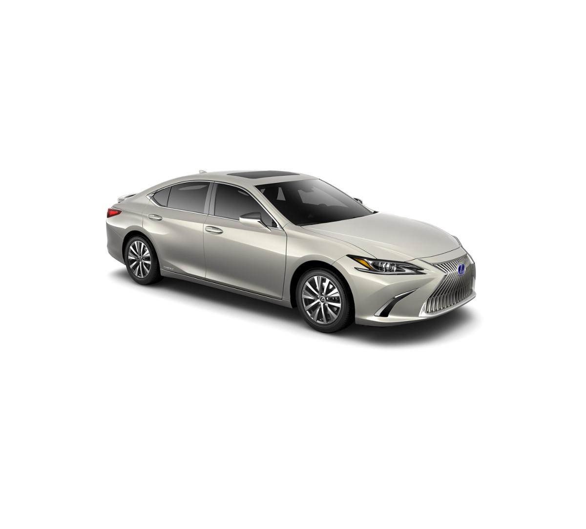 2019 Lexus Es: New 2019 Lexus ES 300h For Sale In Farmingdale, NY