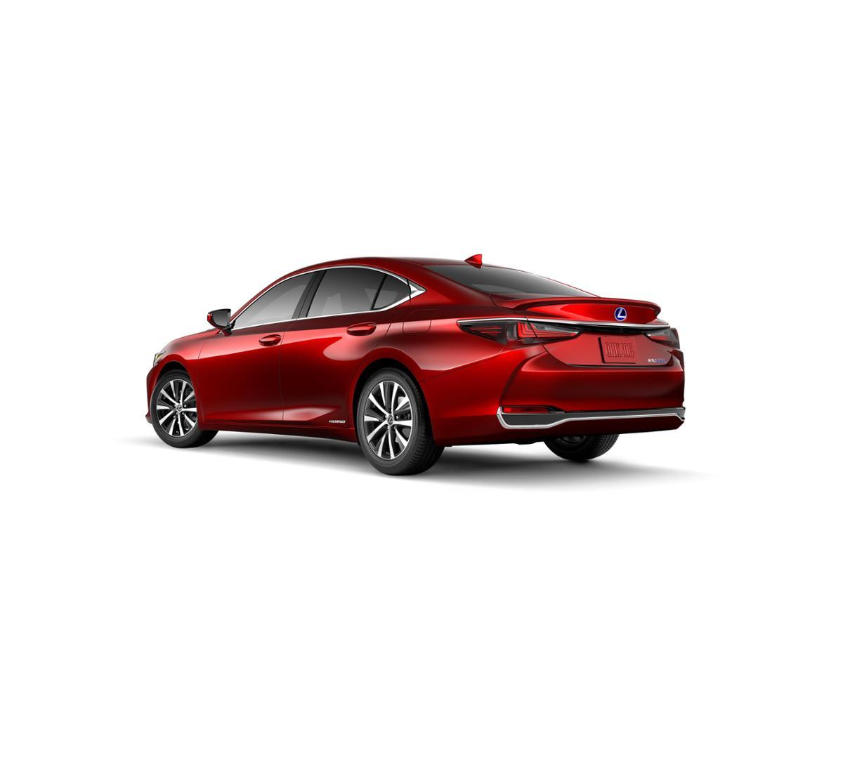 New 2019 Lexus ES 300h For Sale In Carlsbad, CA