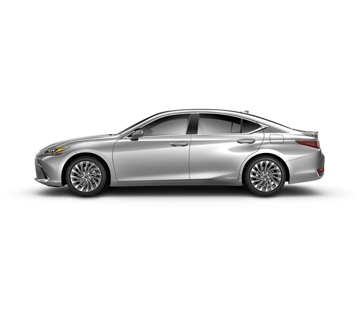 2019 Lexus Es: New Silver Lining Metallic 2019 Lexus ES 300h Ultra Luxury