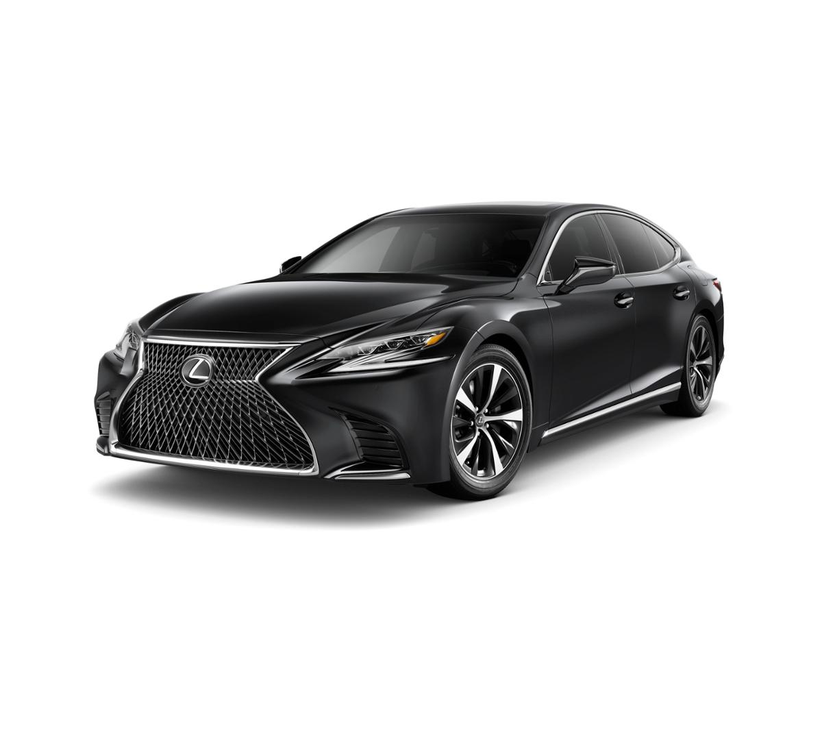 2019 Lexus LS 500 Vehicle Photo in Springfield, MO 65809