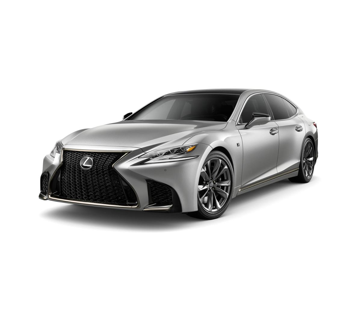 2019 Lexus LS 500 Vehicle Photo in Houston, TX 77546