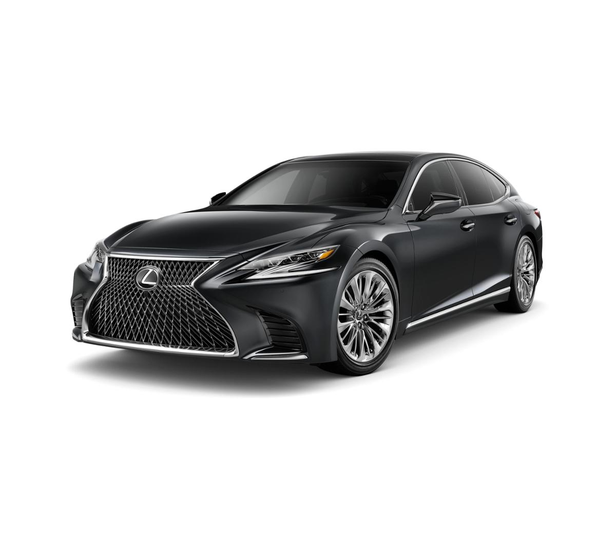 2019 Lexus LS 500 Vehicle Photo in Larchmont, NY 10538