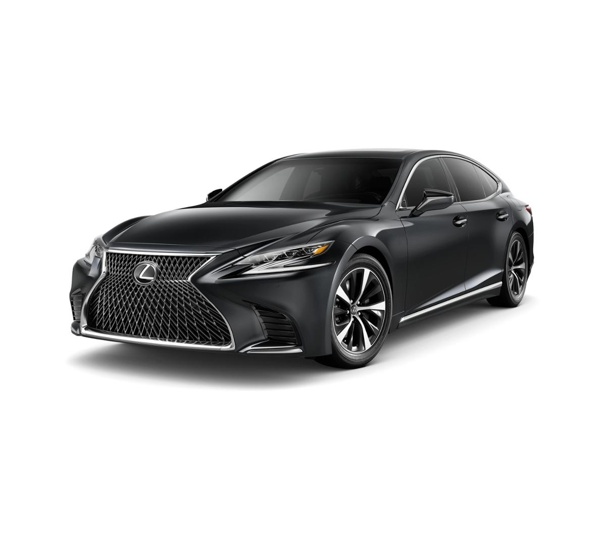 2019 Lexus LS 500 Vehicle Photo in Danvers, MA 01923