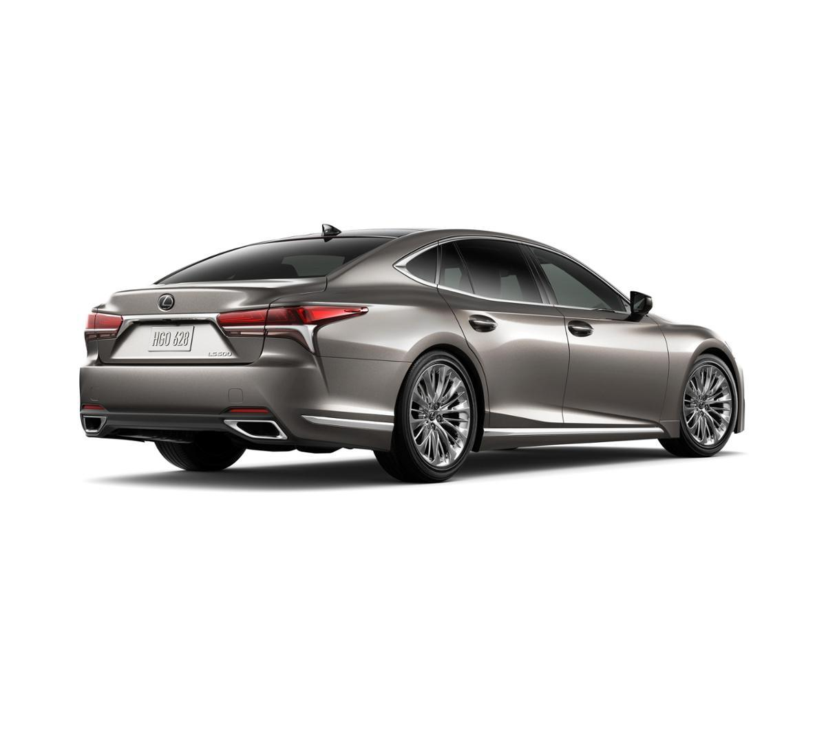 New Atomic Silver 2019 Lexus LS 500 In Clearwater, FL