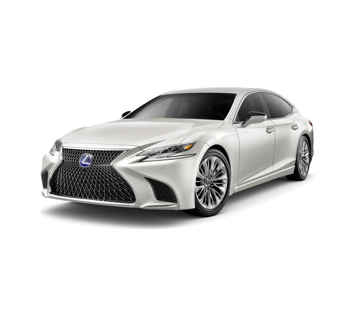 2019 Lexus LS 500h Vehicle Photo in Santa Monica, CA 90404