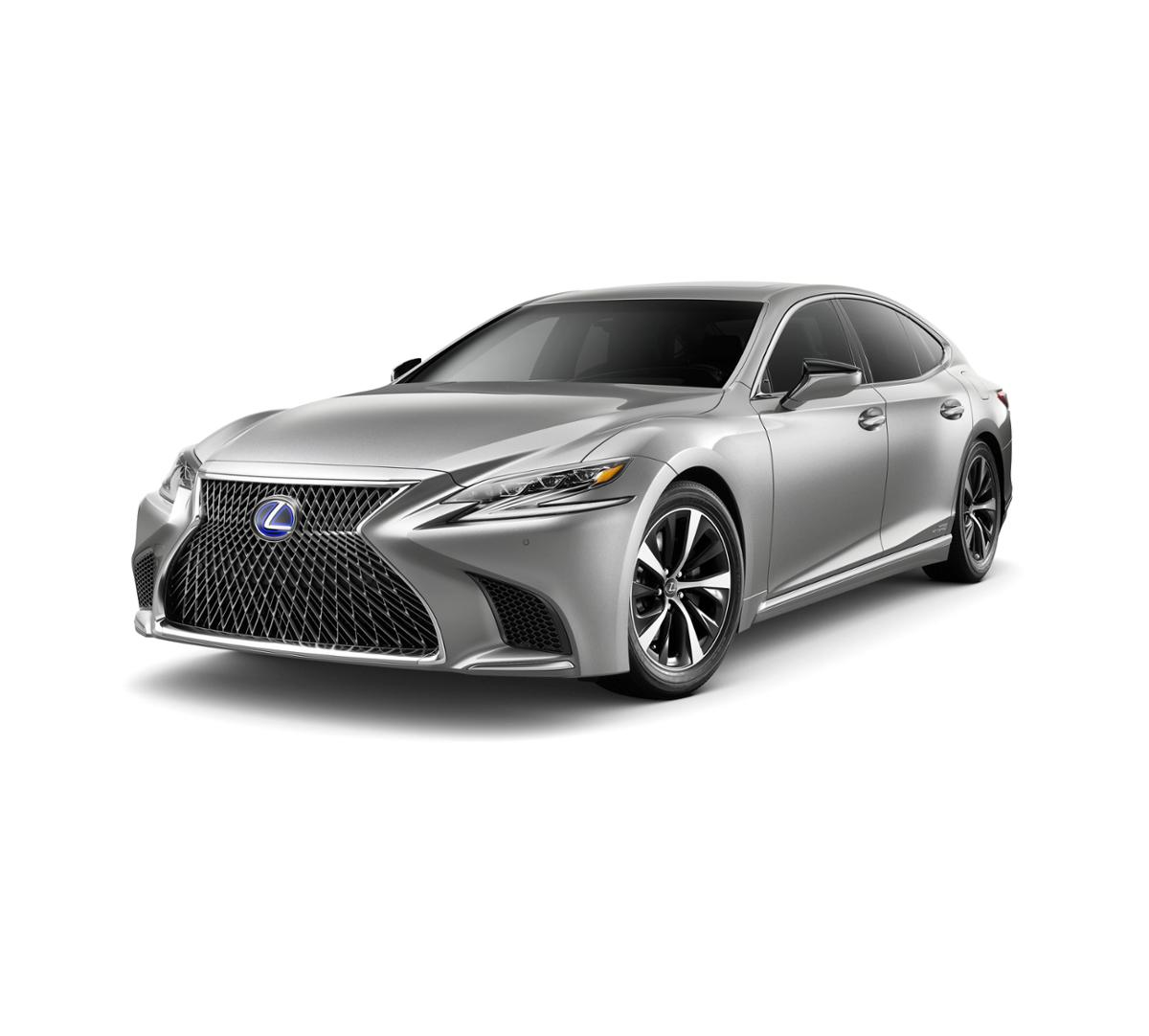 2019 Lexus LS 500h Vehicle Photo in Dallas, TX 75209