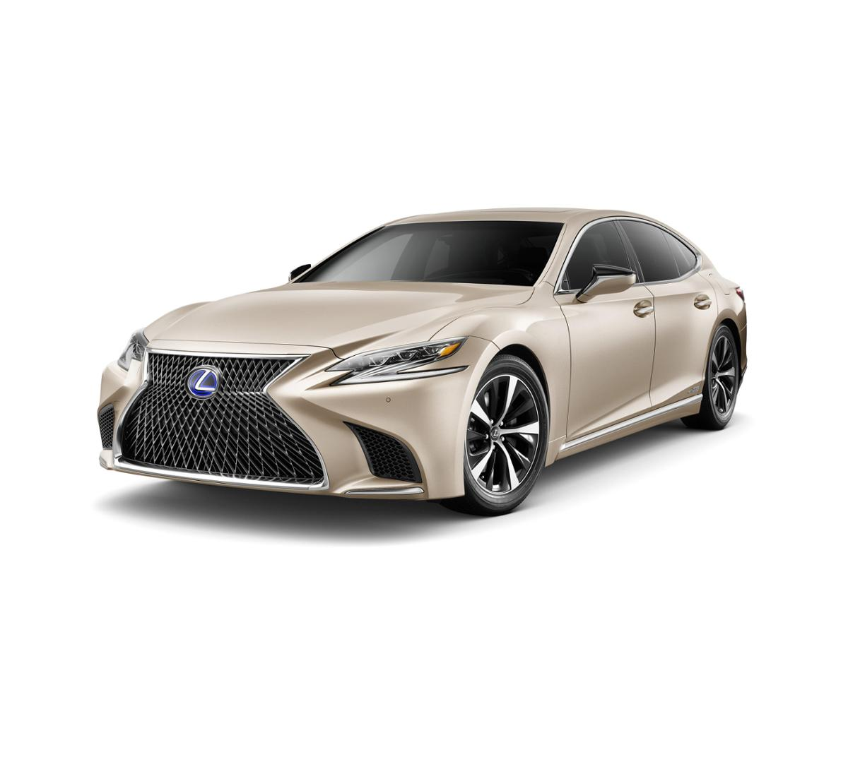 2019 Lexus LS 500h Vehicle Photo in Houston, TX 77074