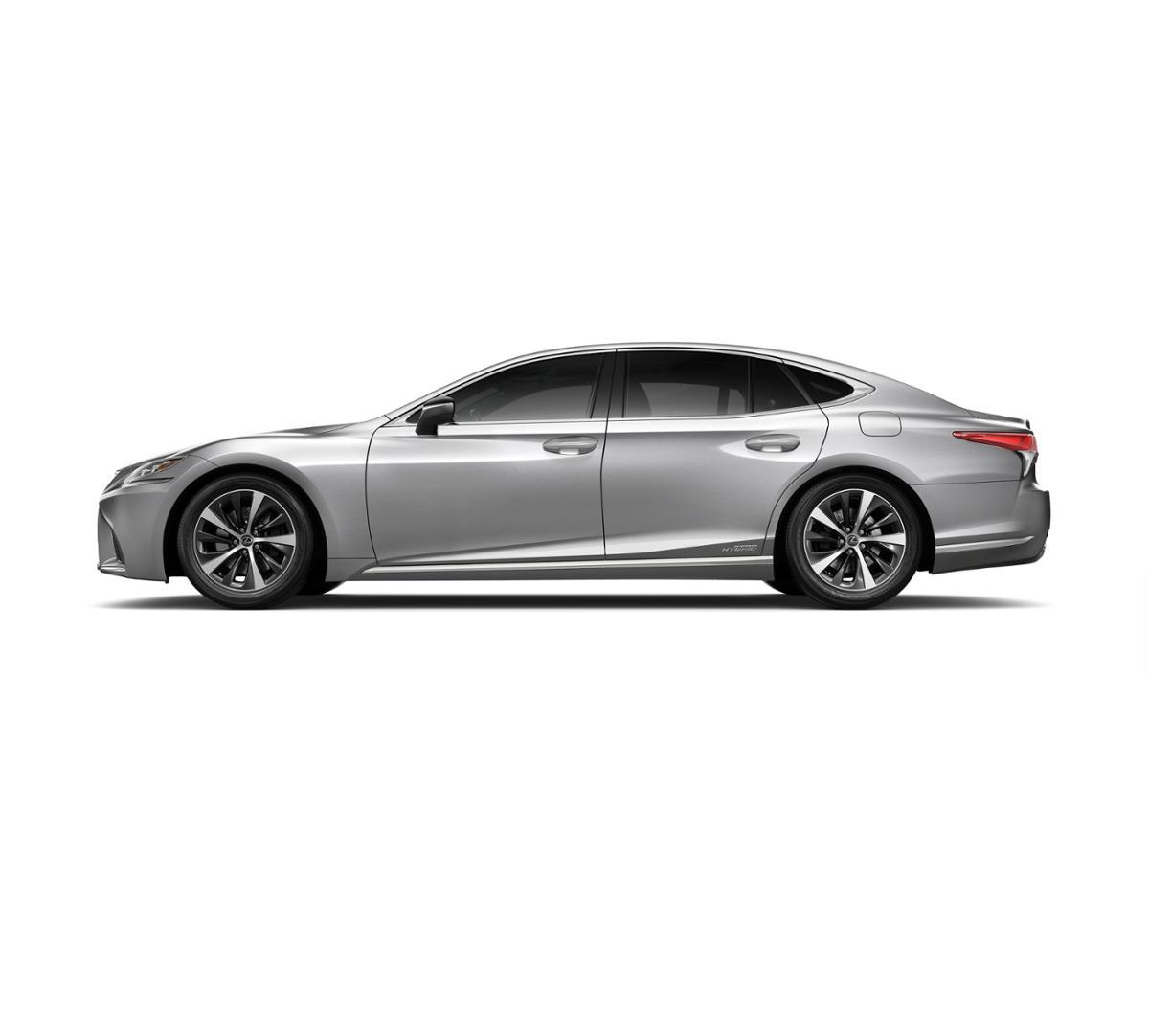 Dallas New 2019 Lexus LS 500h Liquid Platinum: Car for Sale