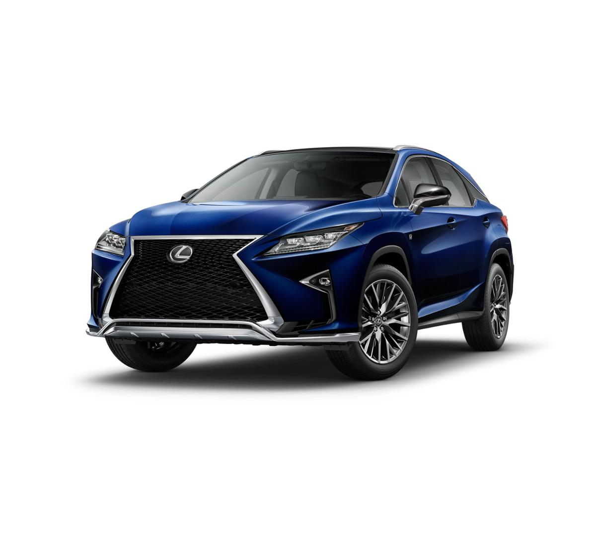 new 2019 Lexus RX 350 F SPORT at Lexus of Watertown