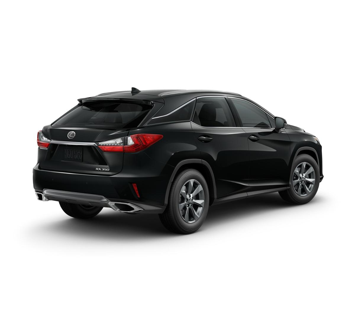 Lexus Rx 350 Lease: New Obsidian 2019 Lexus RX 350 In West Palm Beach, FL
