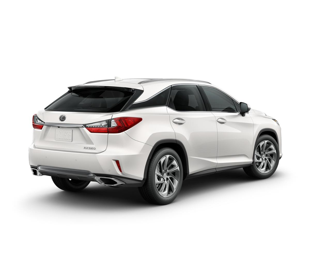 Lexus Rx 350 Lease: East Haven Lexus RX 350 2019 Eminent White Pearl: New Suv