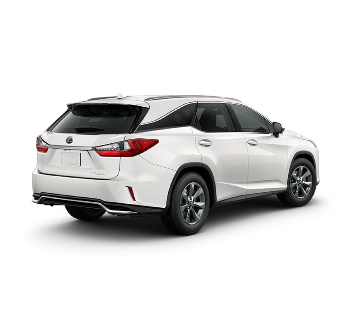 Eminent White Pearl 2019 Lexus RX 350L: New Suv For Sale