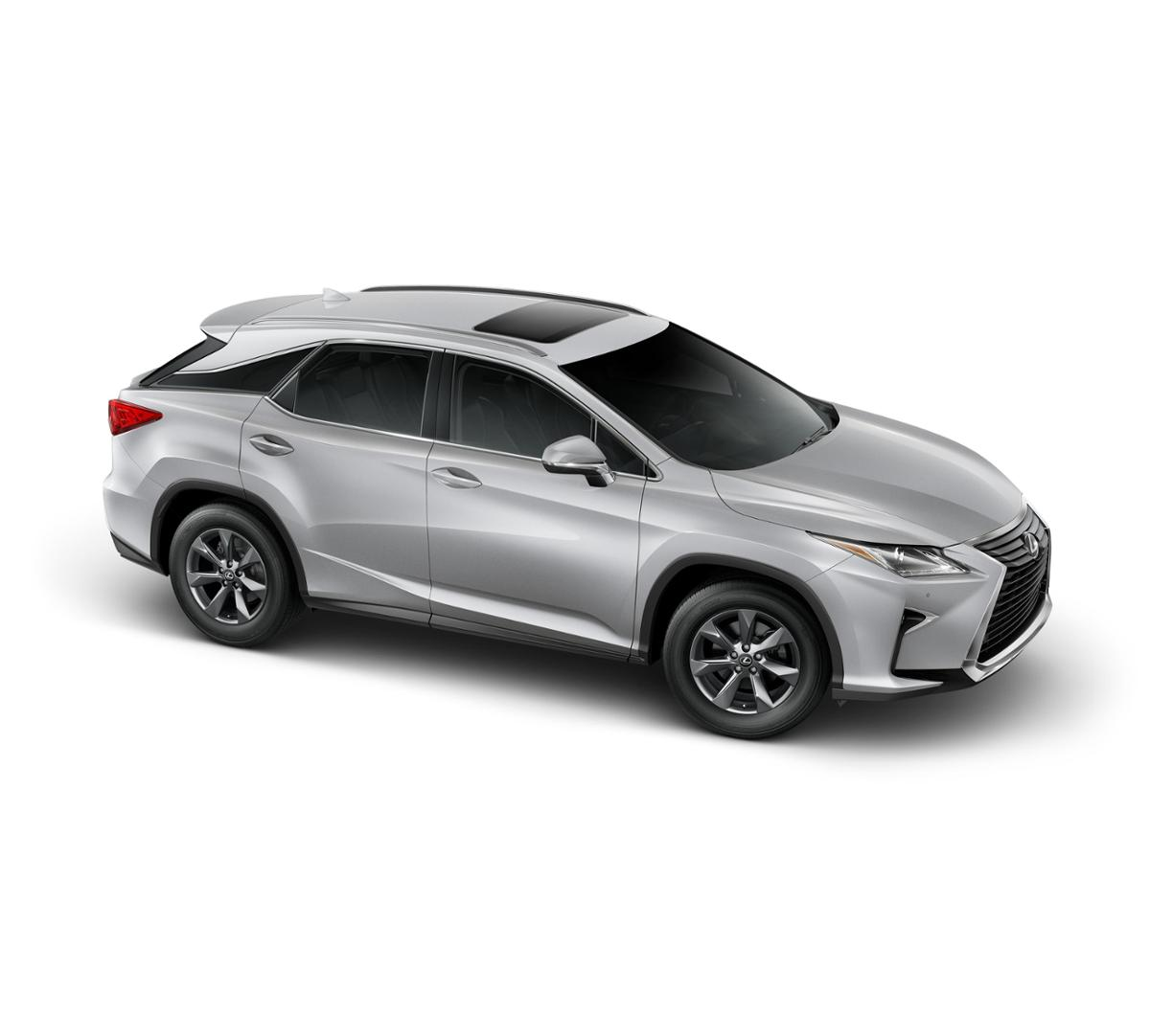 New Silver Lining Metallic 2019 Lexus RX 350 For Sale