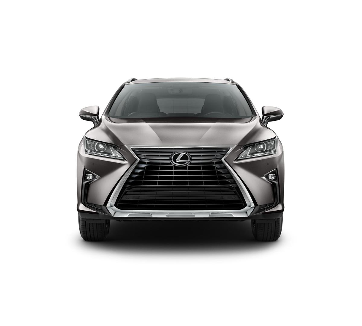 Atomic Silver 2019 Lexus RX 350: New Suv For Sale In