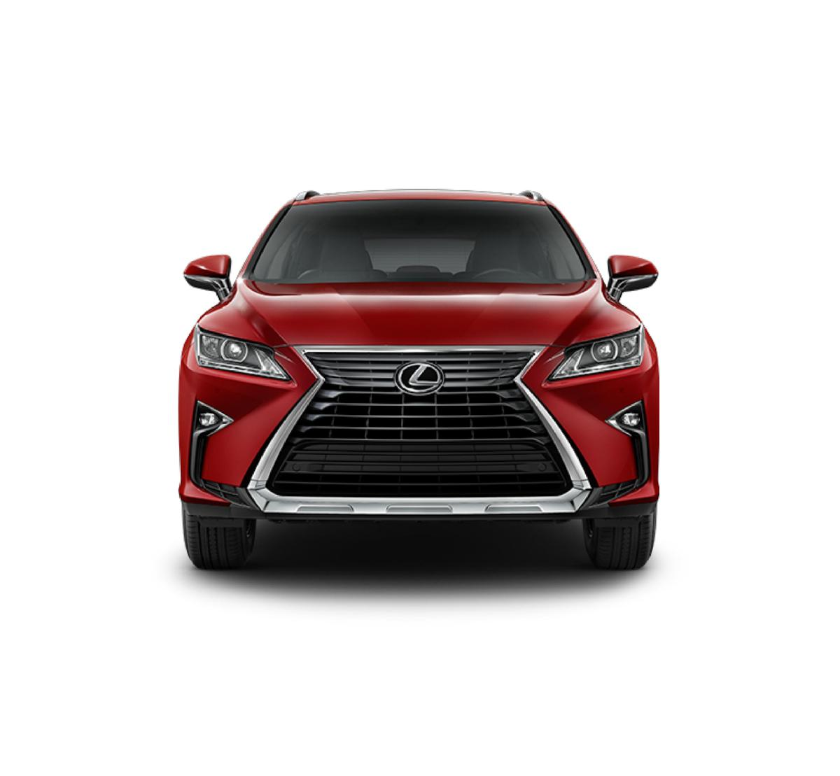 New 2019 Lexus RX 350L (Matador Red Mica) for Sale in ...