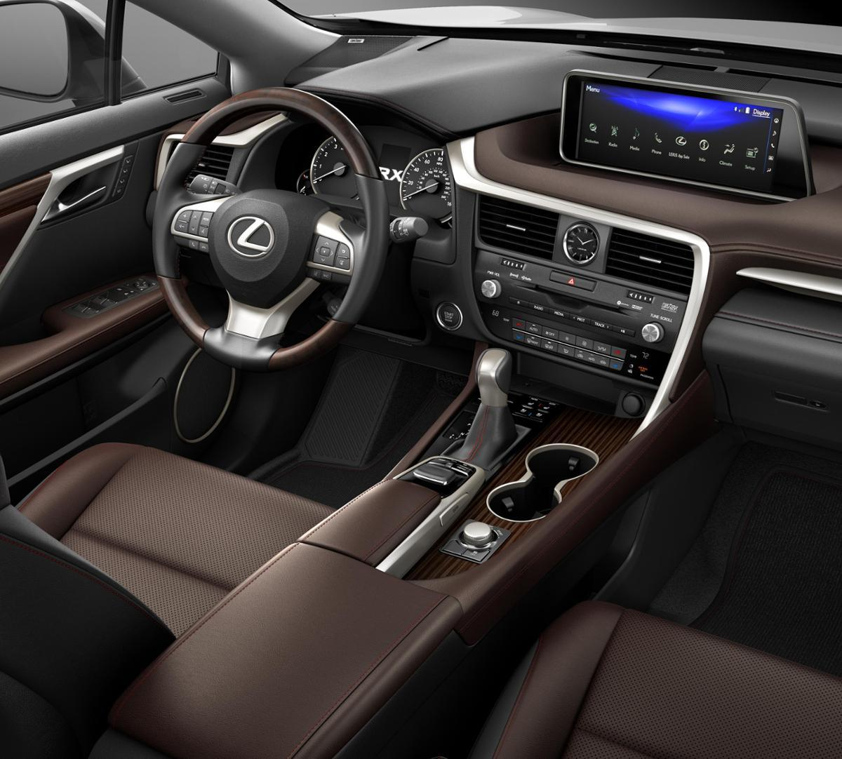 New 2019 Lexus RX 350 (Eminent White Pearl) For Sale In