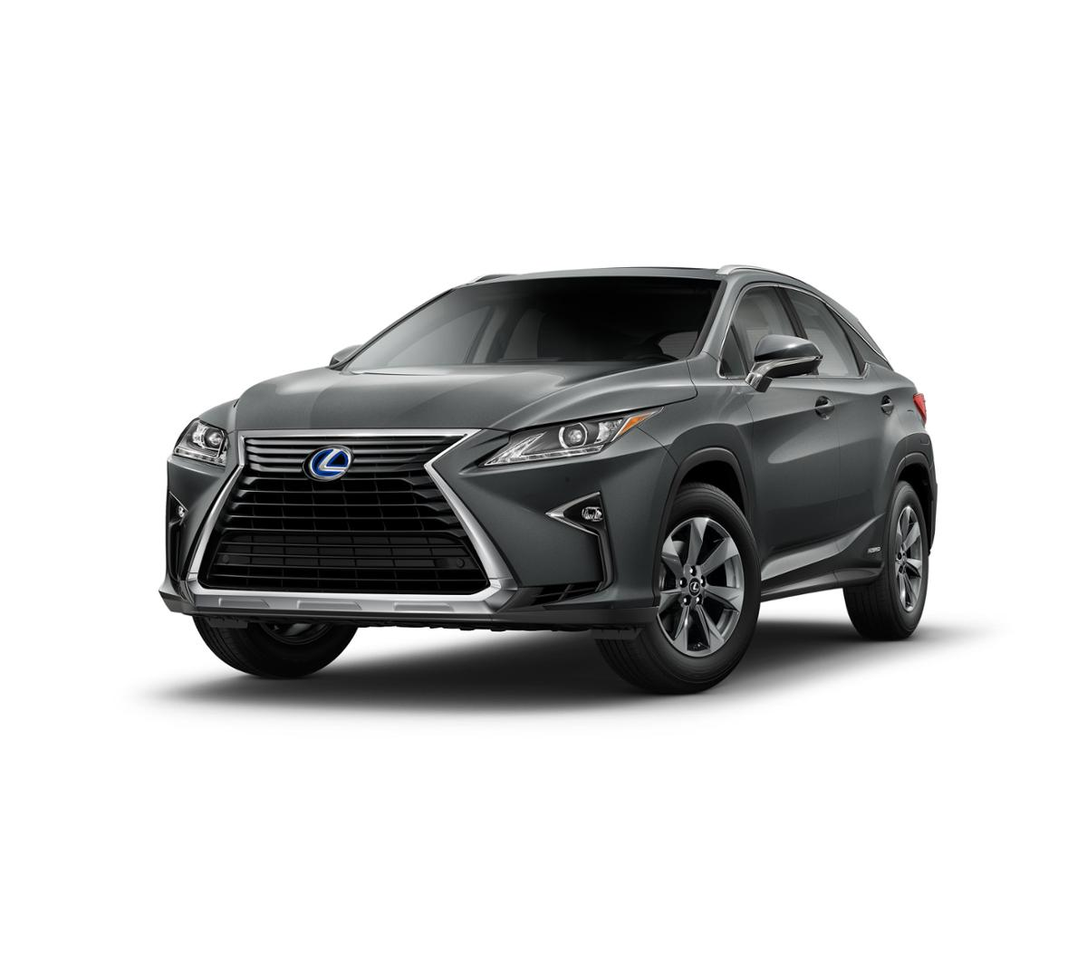 2019 Lexus RX 450h Vehicle Photo in El Monte, CA 91731