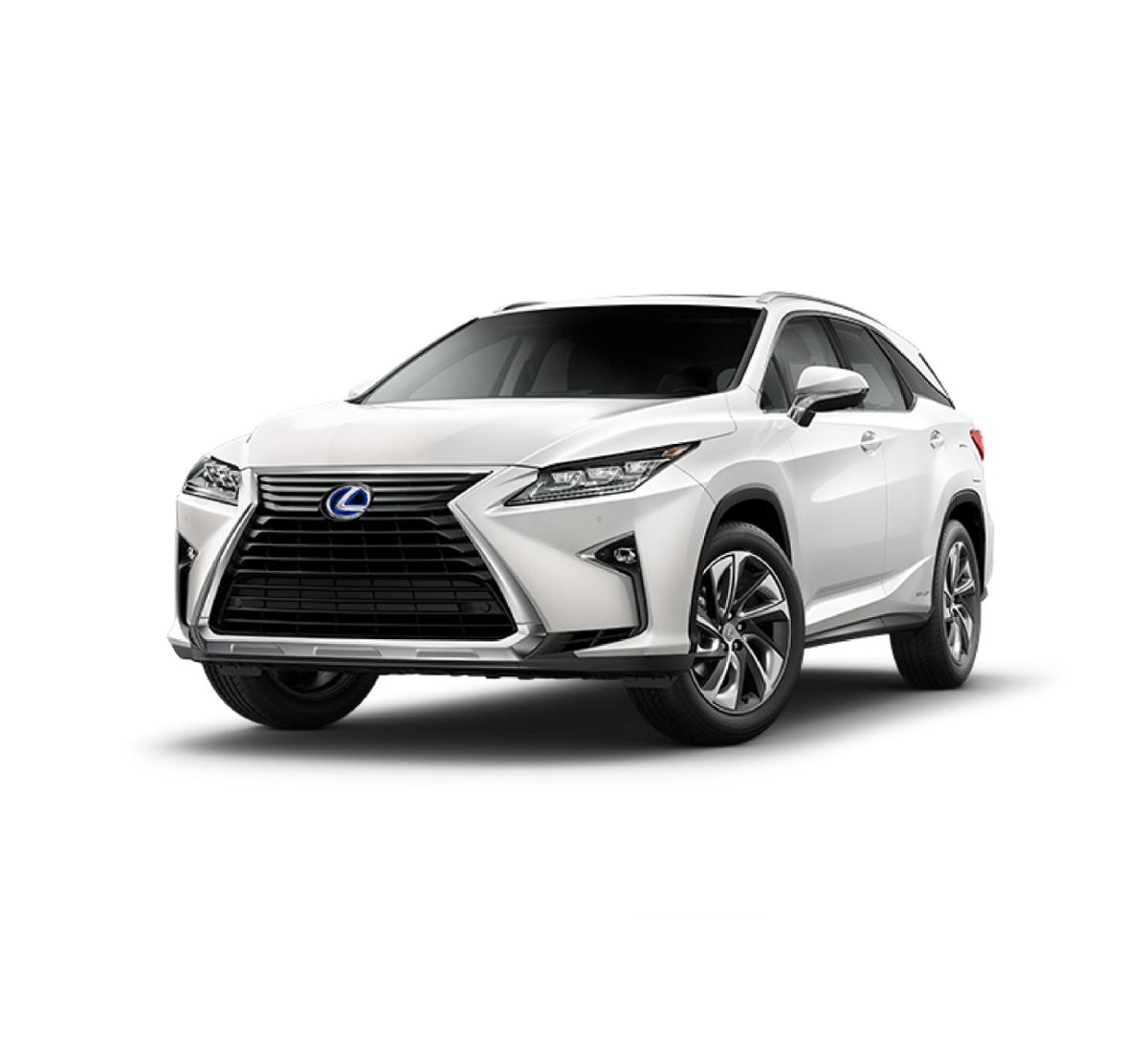 2019 Lexus RX 450hL Vehicle Photo in El Monte, CA 91731