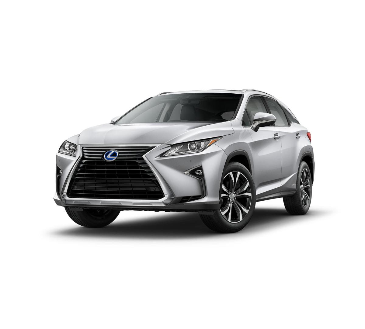 2019 Lexus RX 450h Vehicle Photo in Fort Worth, TX 76132
