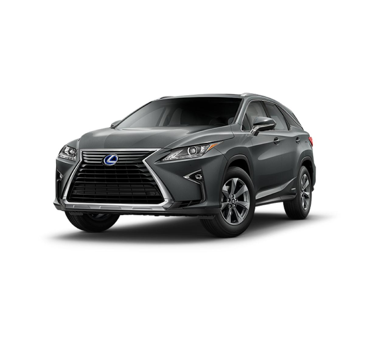 2019 Lexus RX 450hL Vehicle Photo in Santa Monica, CA 90404