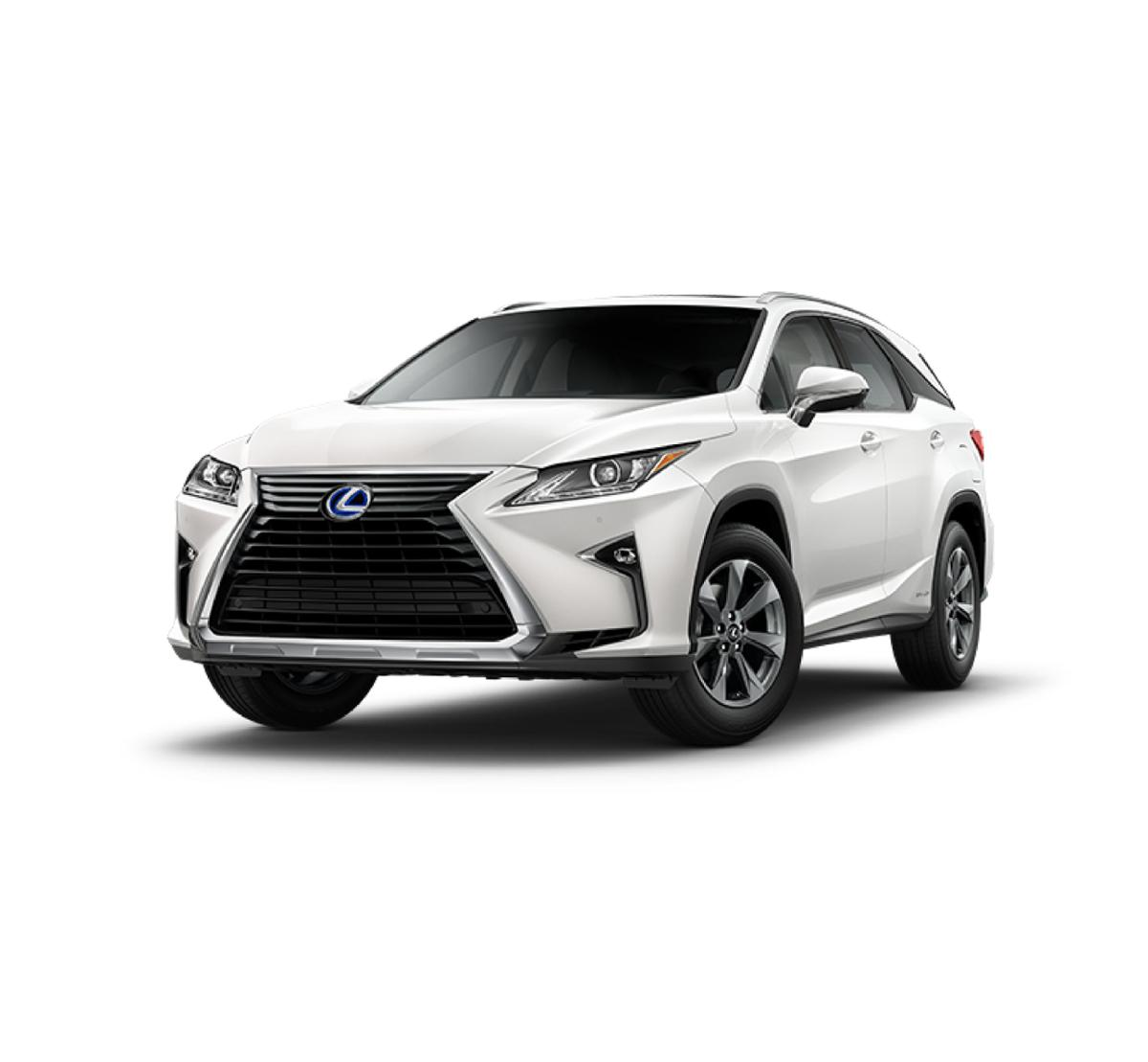 2019 Lexus RX 450hL Vehicle Photo in Houston, TX 77546
