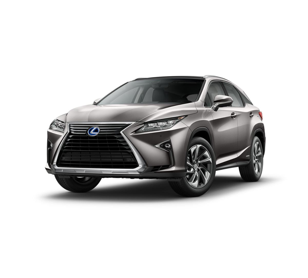 2019 Lexus RX 450h Vehicle Photo in Bedford, NH 03110