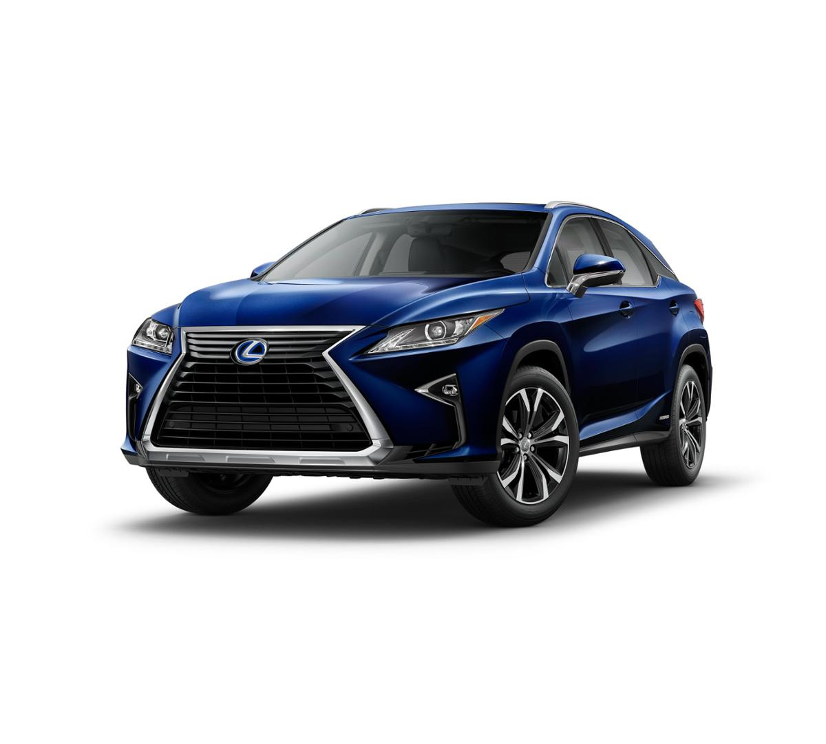 2019 Lexus RX 450h Vehicle Photo in Danvers, MA 01923