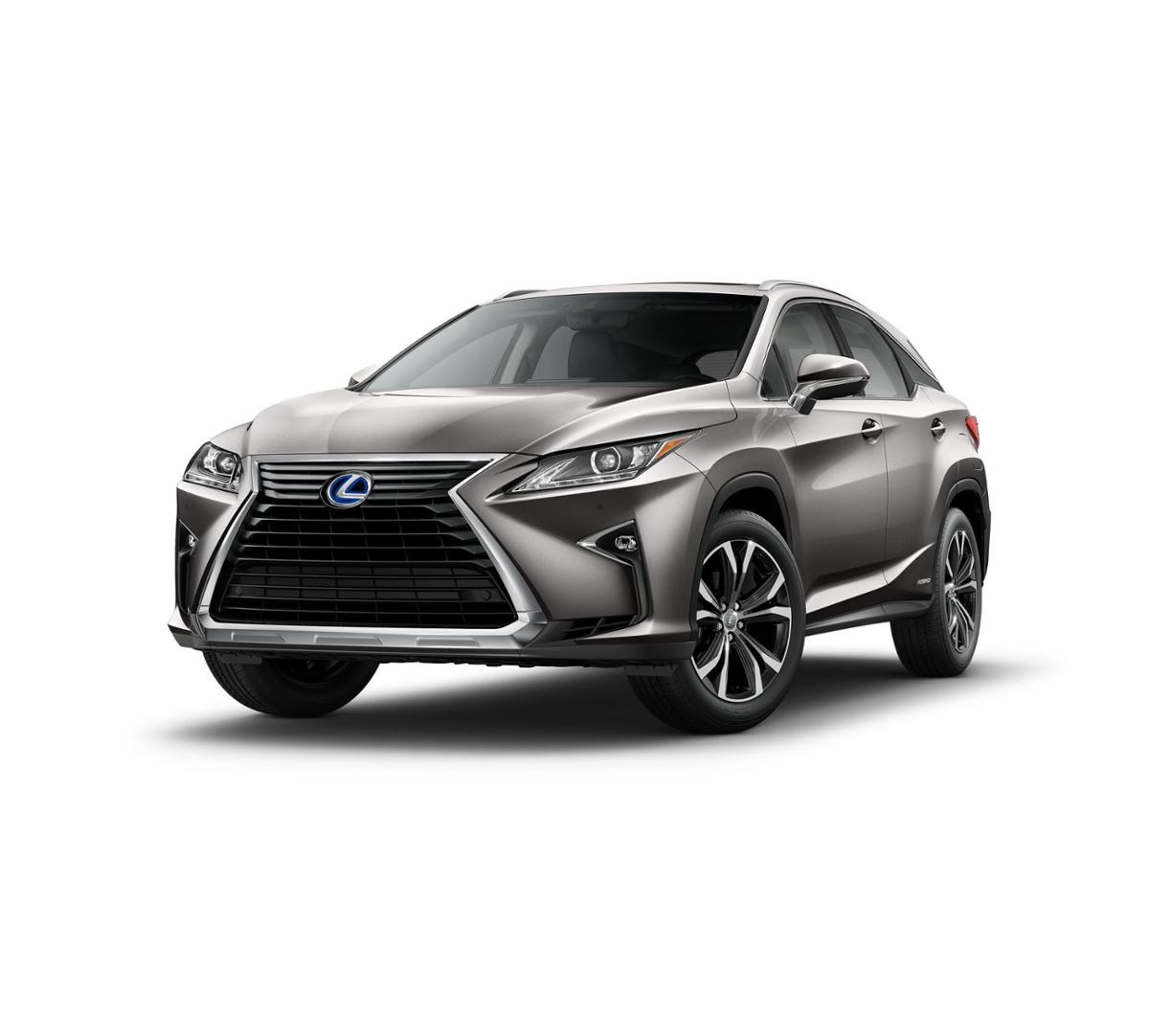 2019 Lexus RX 450h Vehicle Photo in Dallas, TX 75209